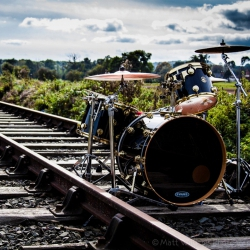 Drums on the rails